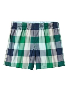 Multi Buffalo Check Boxer