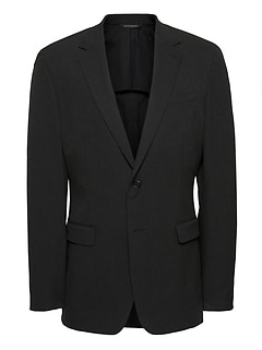 Slim Lightweight Suit Blazer
