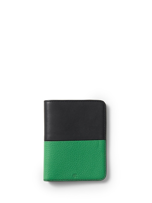 Italian Leather Passport Case