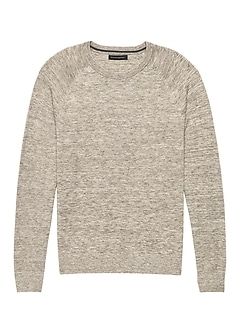 Super Soft Crew-Neck Sweater