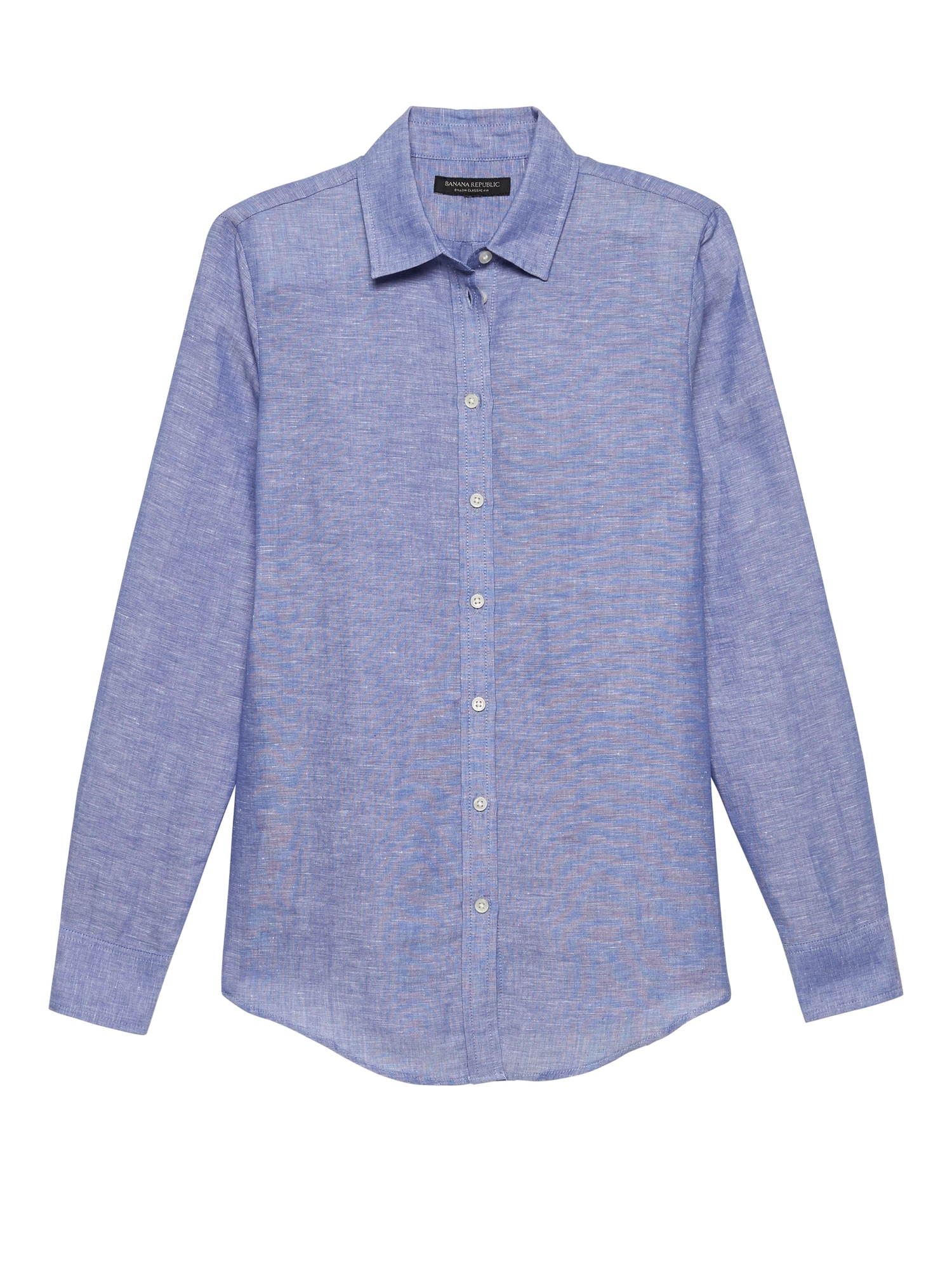 c32c75b3 Dillon Classic-Fit Linen-Cotton Shirt | Banana Republic