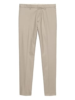 Athletic Tapered Non-Iron Stretch Dress Pant