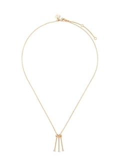 Delicate Line Pendant Necklace