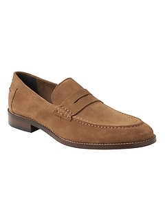 Dellbrook Suede Loafer