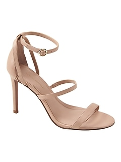 Bare High-Heel Sandal