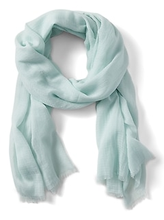 Cotton Rectangular Scarf