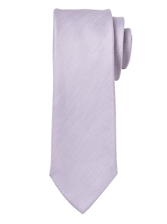 Silk-Linen Oxford Nanotex® Tie