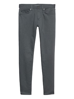 Skinny Heathered Traveler Pant