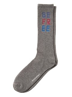 Be Free Athletic Sock