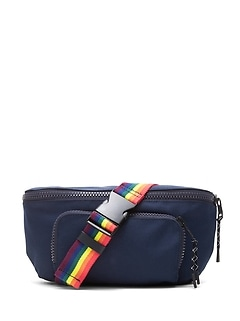 Rainbow Belt Bag