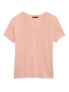 Sandwash Modal Relaxed Top