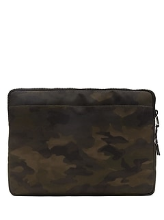 "Camouflage 15"" Laptop Sleeve"