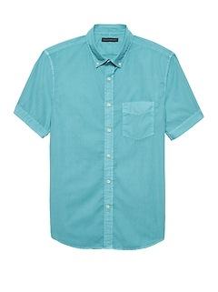 747683540806 Men's Casual Short Sleeve Shirts | Banana Republic