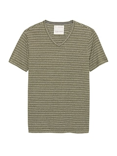 Heritage Hemp-Cotton T-Shirt