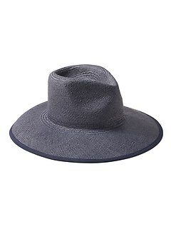 00b2026b2d Wide-Brim Straw Hat