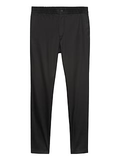 Athletic Tapered Core Temp Drawstring Pant