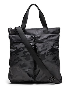 Camo City Tote Bag