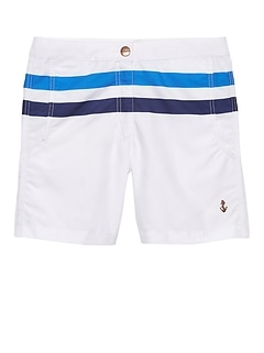 Retromarine &#124 Thin Stripe Swim Short