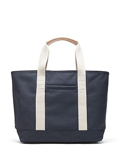 Heathered Small Tote