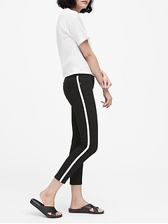 Mid-Rise Skinny Cropped Jean