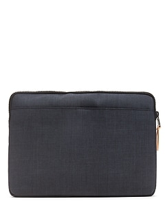 "Heathered 15"" Laptop Sleeve"