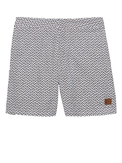 retromarine &#124 Printed Swim Short