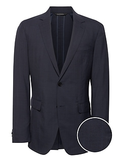 Slim Smart-Weight Performance Suit Jacket