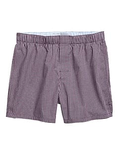 Barry Plaid Boxer
