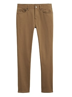 Athletic Tapered Heathered Traveler Pant