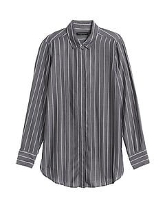 Parker Tunic-Fit TENCEL™ Shirt