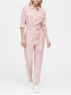 TENCEL™ Flight Jumpsuit