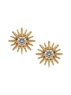 Starburst Stud Earrings