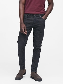 Skinny Rapid Movement Denim Dark Wash Jean