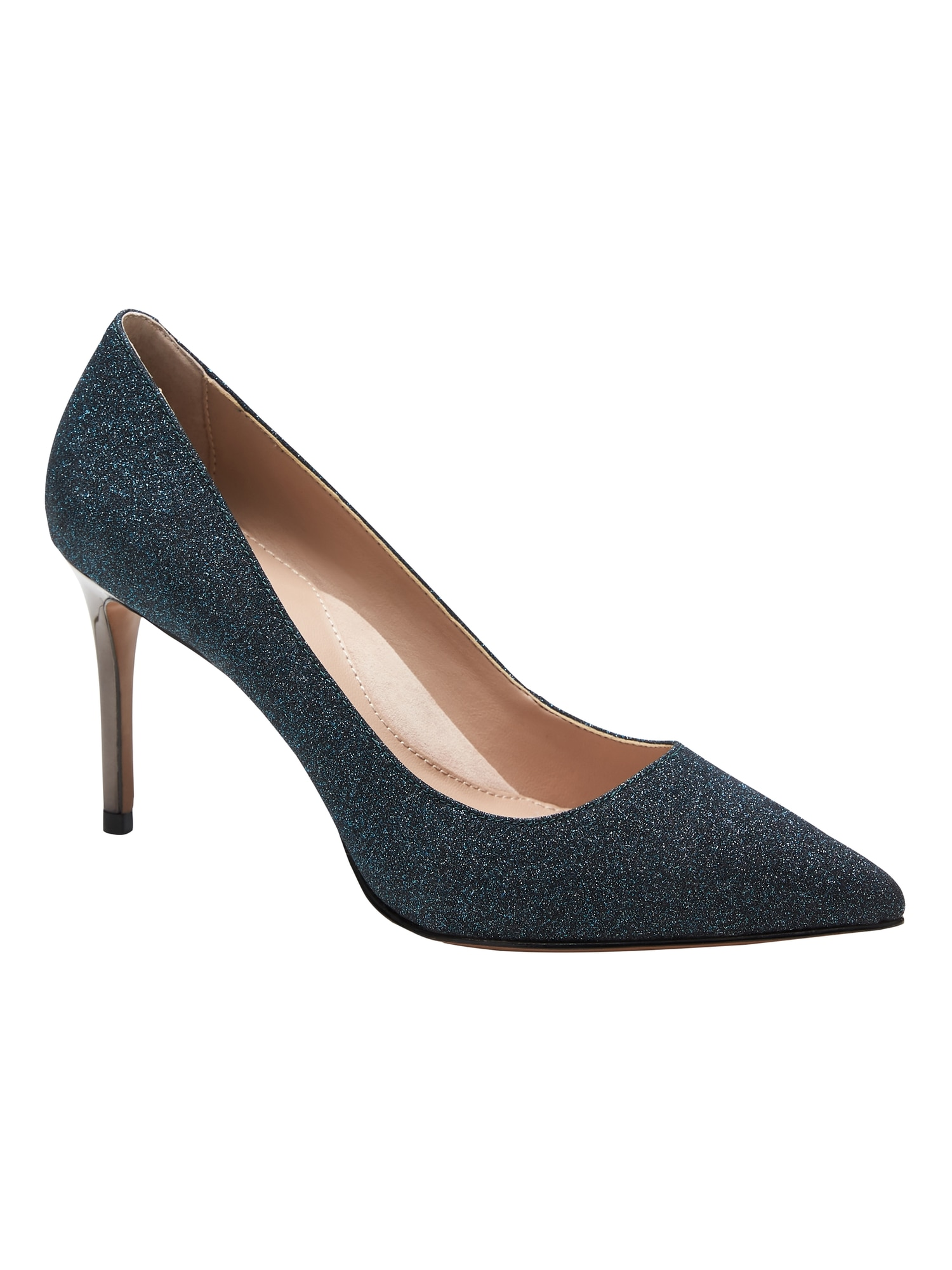 Madison 12-Hour Glitter Pump