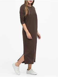 JAPAN EXCLUSIVE Maxi T-Shirt Dress