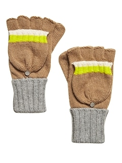 Popover Knit Gloves