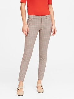 Classic Sloan Skinny-Fit Washable Pant