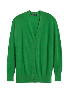 JAPAN EXCLUSIVE Dolman-Sleeve Cardigan Sweater
