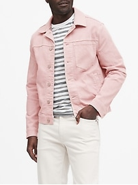 Banana Republic Denim Trucker Jacket Deals