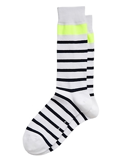 Feeder Stripe Sock