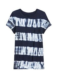 Petite Tie-Dye T-Shirt