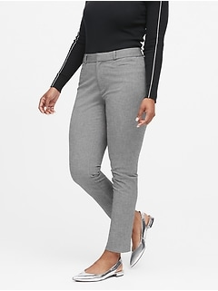 NEW! Petite Curvy Sloan Skinny-Fit Washable Pant