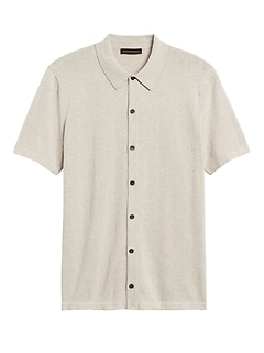 SUPIMA® Cotton Sweater Shirt