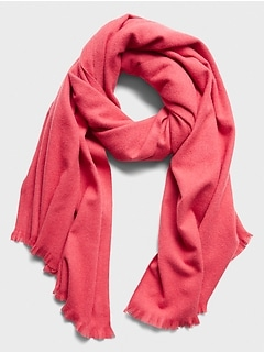 Solid Heather Scarf