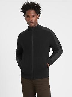 Utility Sweater Jacket