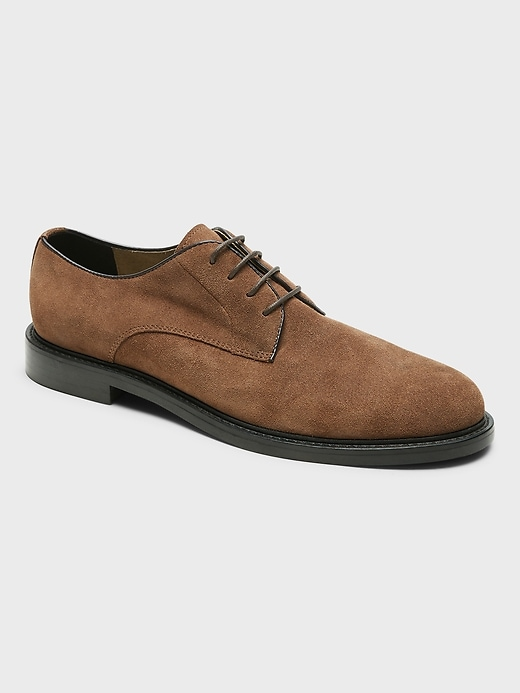 Hinto Suede Oxford