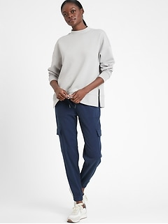Twill Utility Jogger
