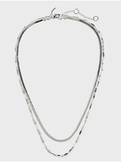 Double-Layer Necklace